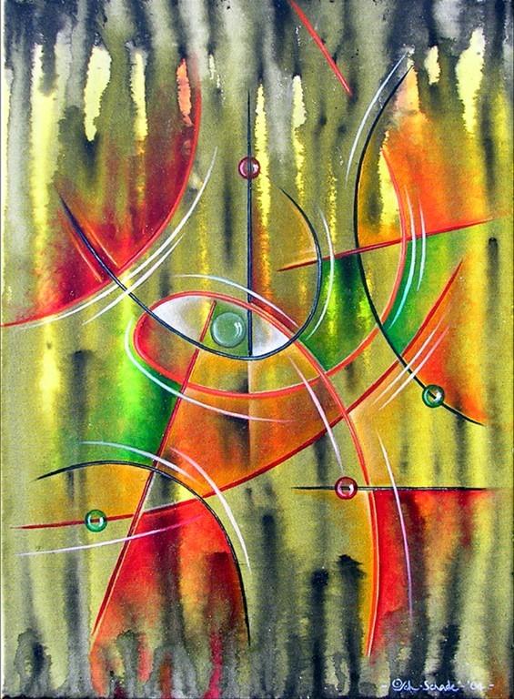 Abstracts.El Encanto de la mirada