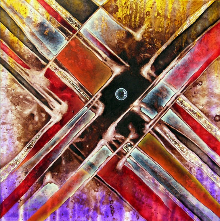 Abstracts.Mister Cross