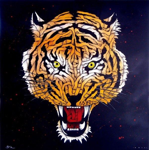 Archive.Tiger Head OG