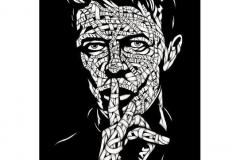 Archive.David Bowie Shhh! Let's Dance