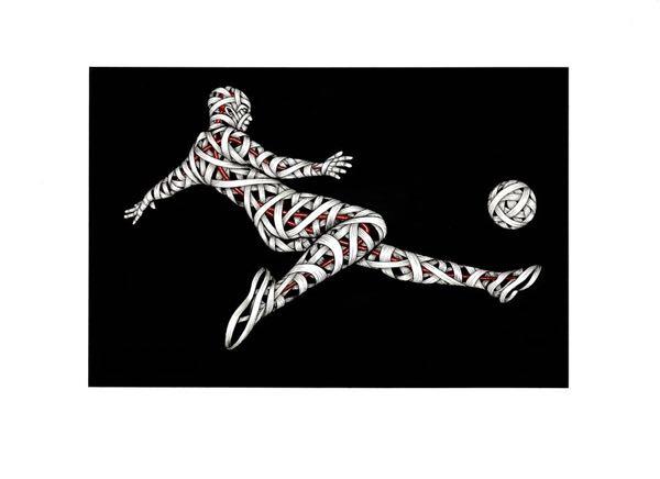 Drawings.Football 2