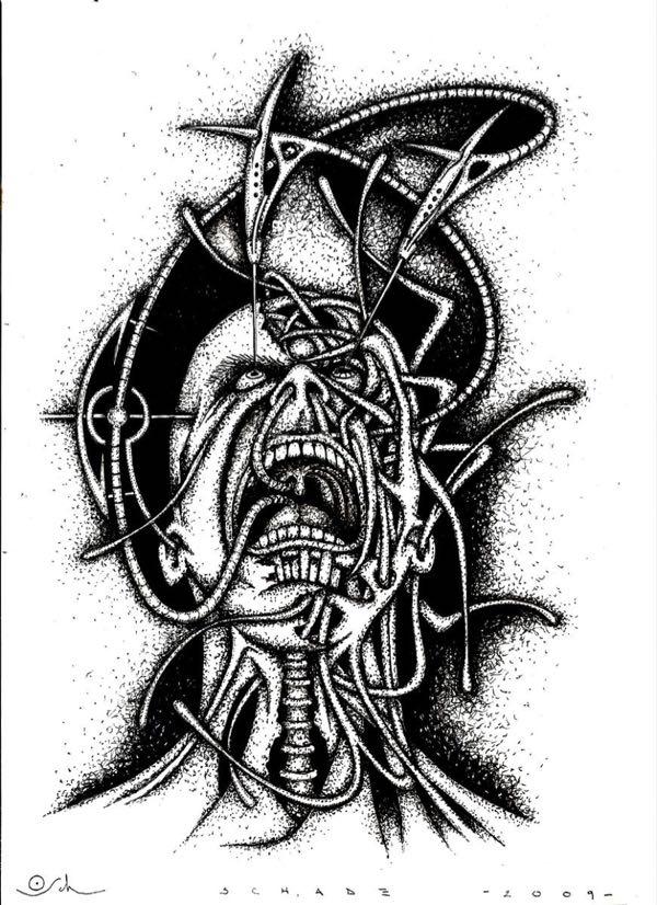 Drawings.Nightmare 2