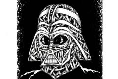 Drawings.Darth Vader