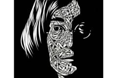 Drawings.John Lennon 2