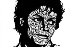Drawings.Michael Jackson