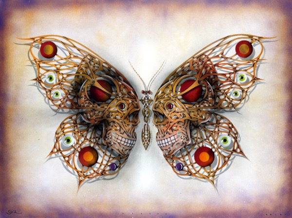 Giclee_Print.the-skulls-key-3-canvas