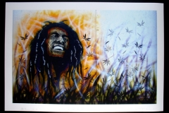 Giclee_Print.Bob's Butterflies