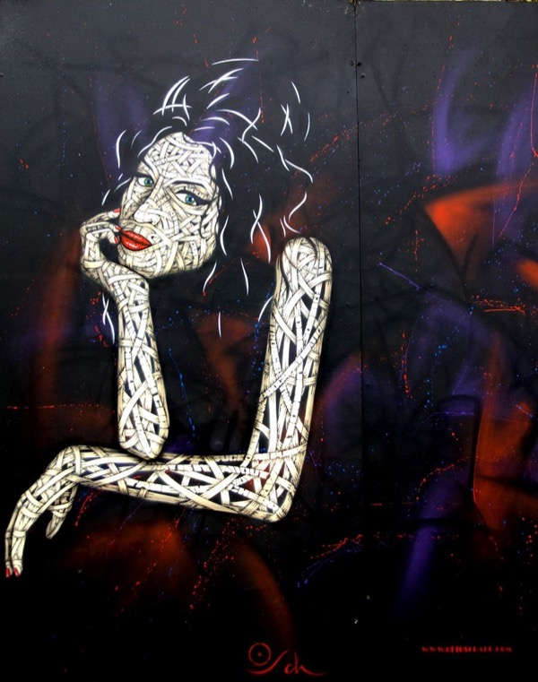 Amy Winehouse Lowbrow