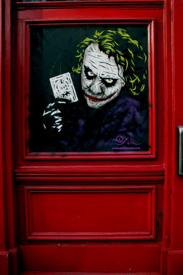 Joker. City Road