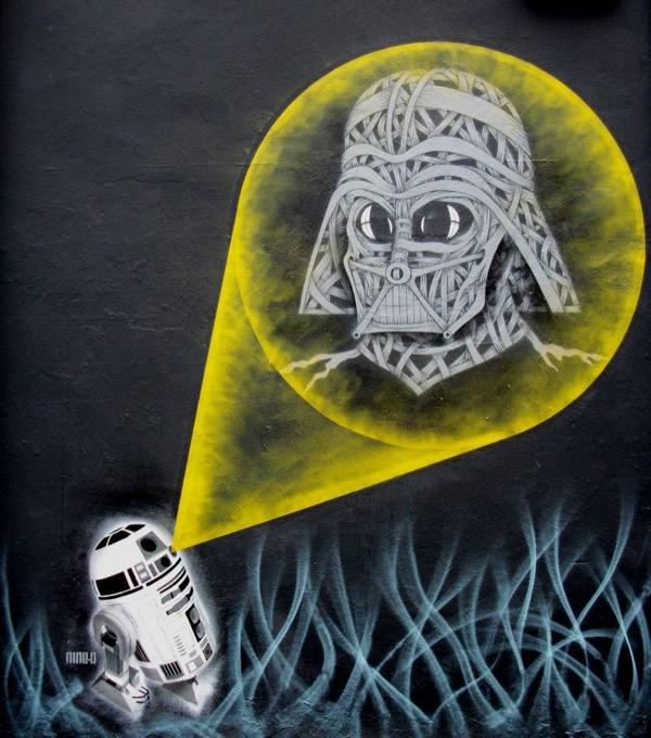 Star Wars_Shoreditch