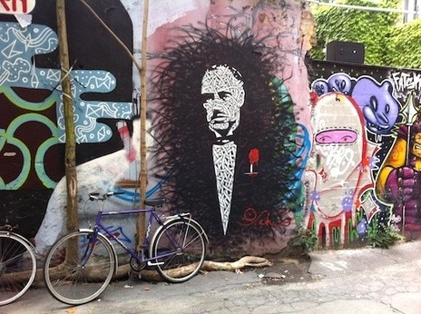 The Godfather, Berlin