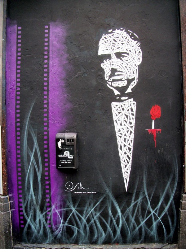 The Godfather. Old Street