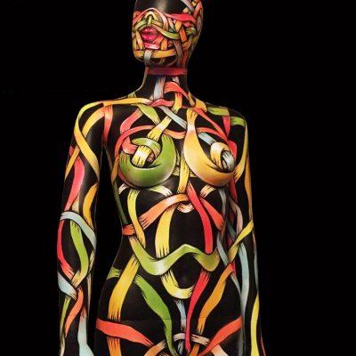 Otto_Schade_Ribboned_Mannequin