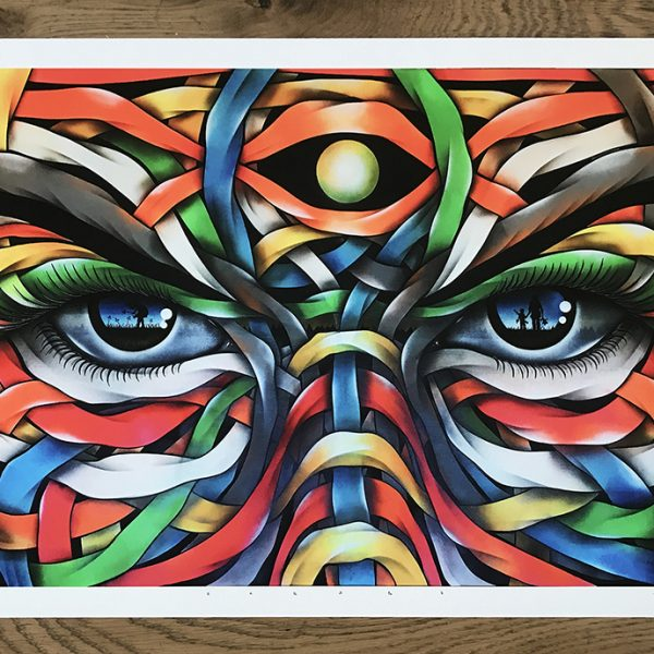 Otto Schade new print entitled Magic Moon