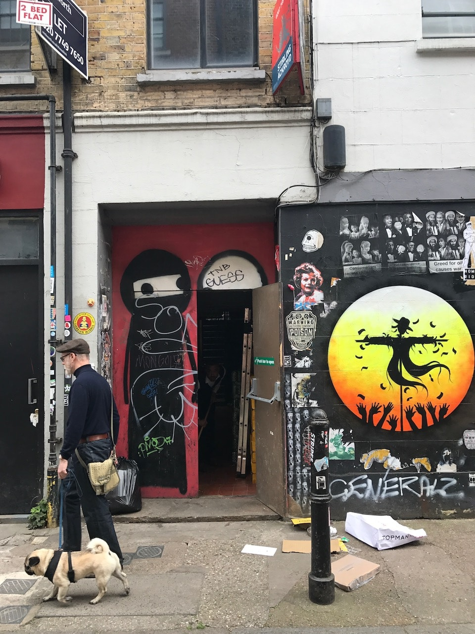 """""""The Believers"""" in Shoreditch"""