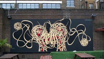 Otto_Schade_The_Kiss_Old_Truman_Brewery_London