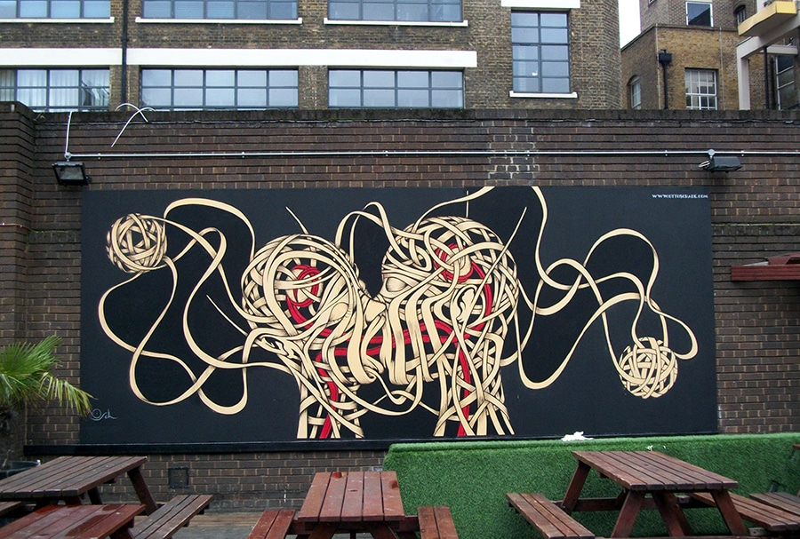 """The Kiss"" (London/2010)"